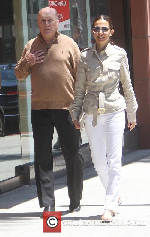 Robert Duvall and Luciana Duvall 4