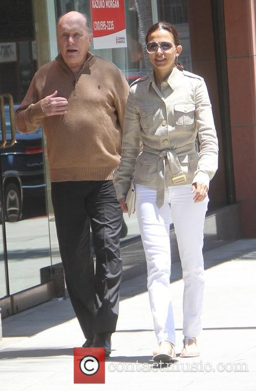 Robert Duvall and Luciana Duvall 6