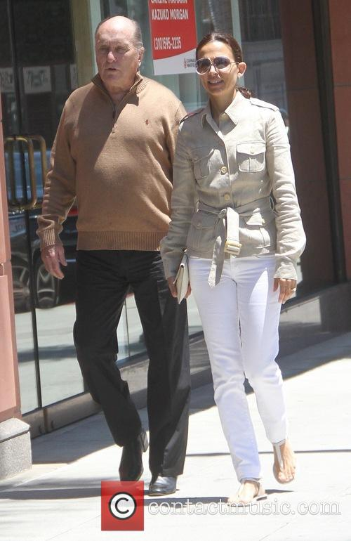 Robert Duvall and Luciana Duvall 7
