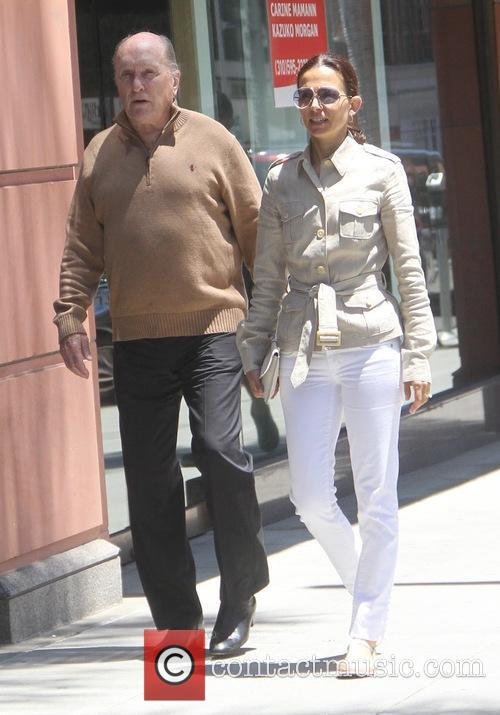 Robert Duvall and Luciana Duvall 8