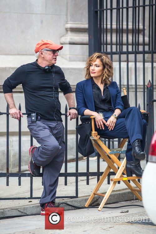 Jennifer Lopez and Barry Levinson 3