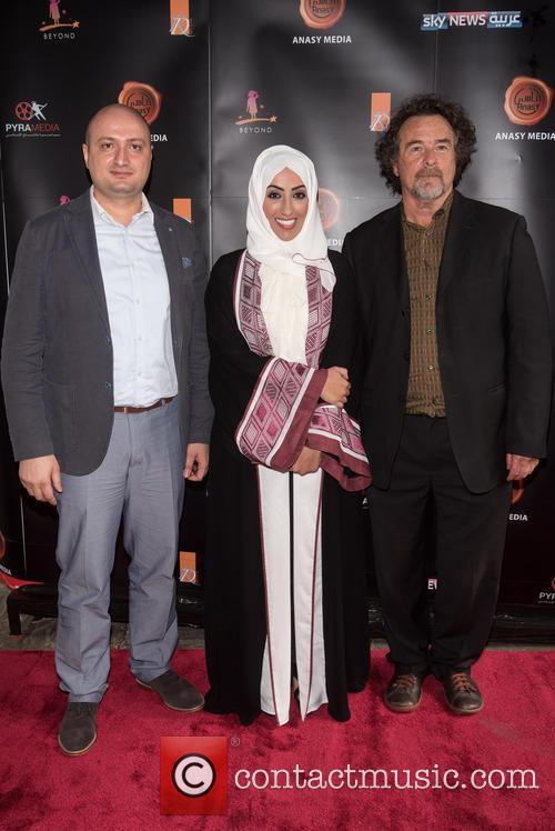 Ovidio Salazar, Nahla Alfahad and Mazen Al Khayrat 2