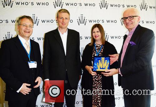David White, Zac Goldsmith, Nicola Horlick and Graham Rowan 1