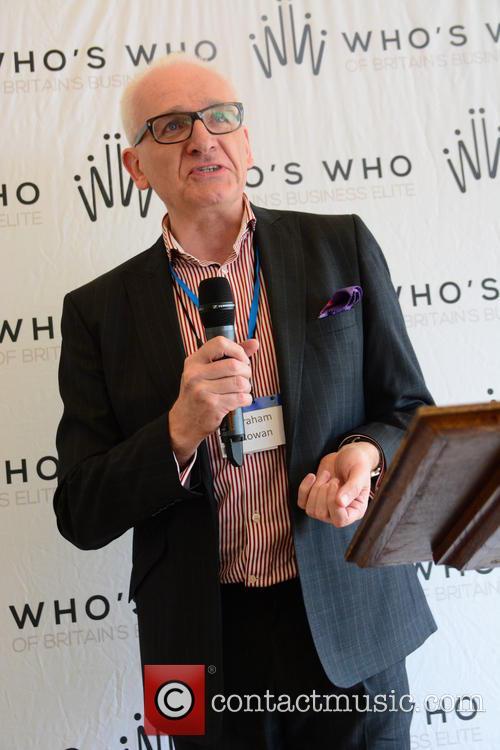 Graham Rowan 1