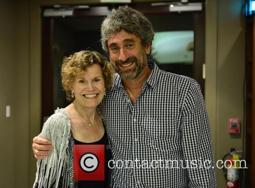 Judy Blume and Mitchell Kaplan 4