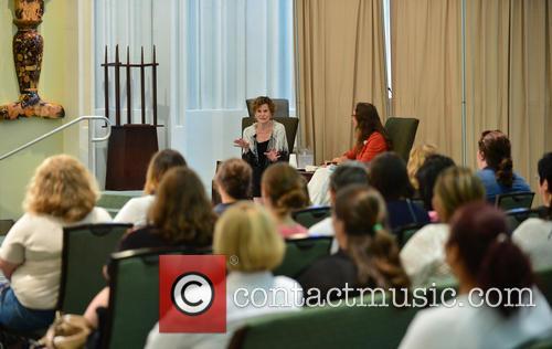 Judy Blume and Alicia Zuckerman 9