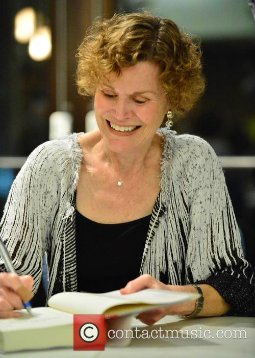 Judy Blume discusses her new book 'In The...