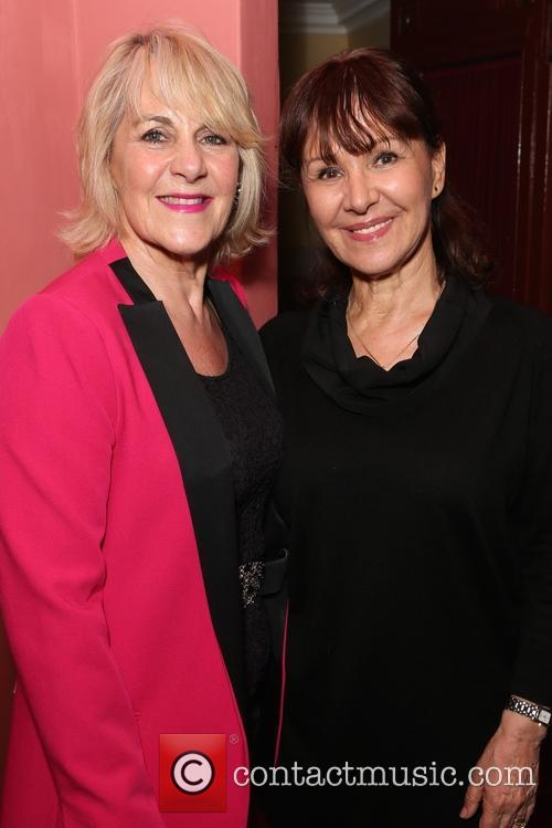 Nina and Arlene Phillips 2