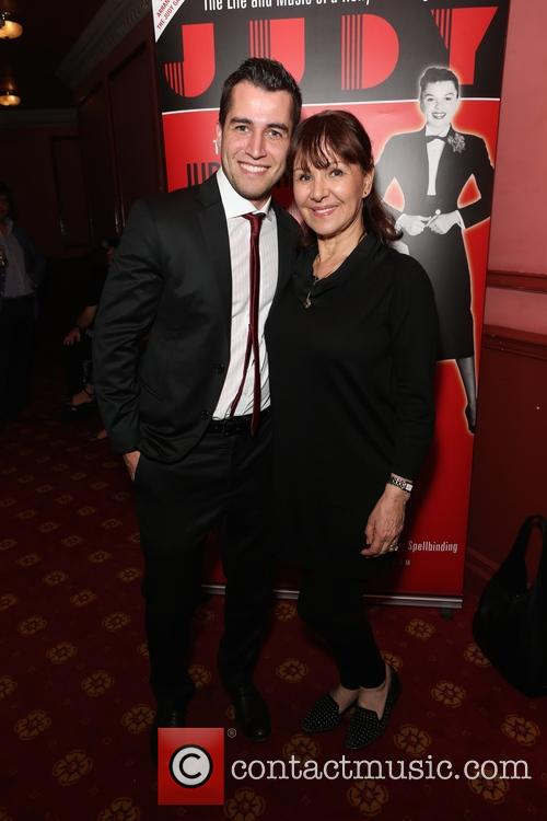Jared Morello and Arlene Phillips 2