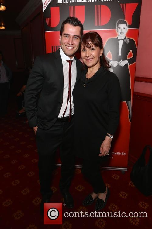 Jared Morello and Arlene Phillips 3