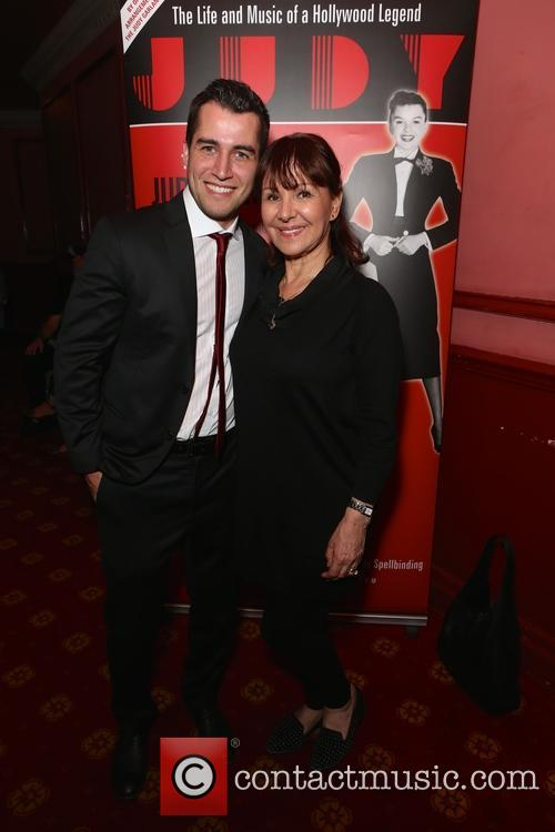 Jared Morello and Arlene Phillips 4