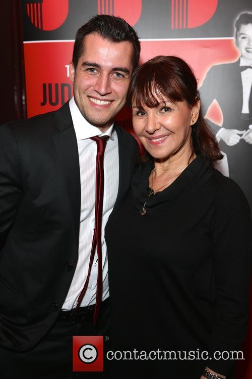 Jared Morello and Arlene Phillips 1