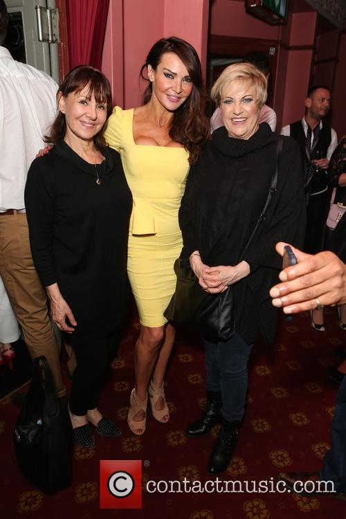 Arlene Phillips, Lizzie Cundy and Lorna Luft 2