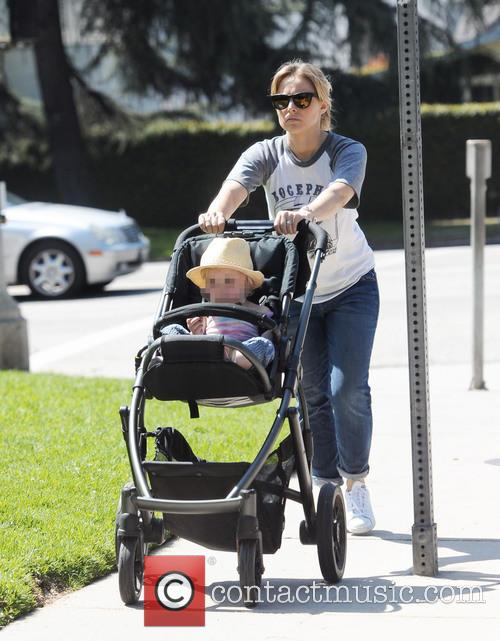 Kristen Bell and Delta Bell 2
