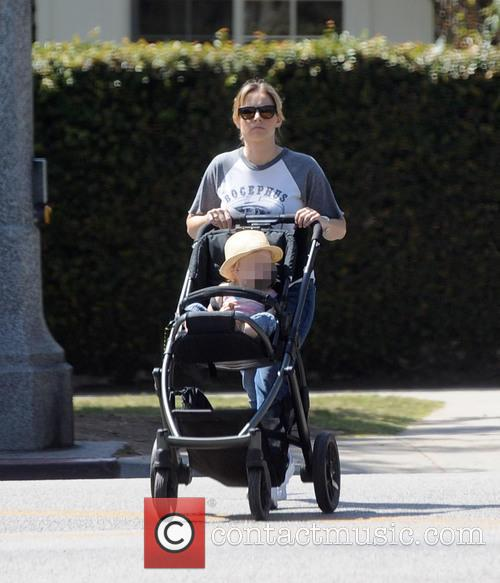 Kristen Bell and Delta Bell 6