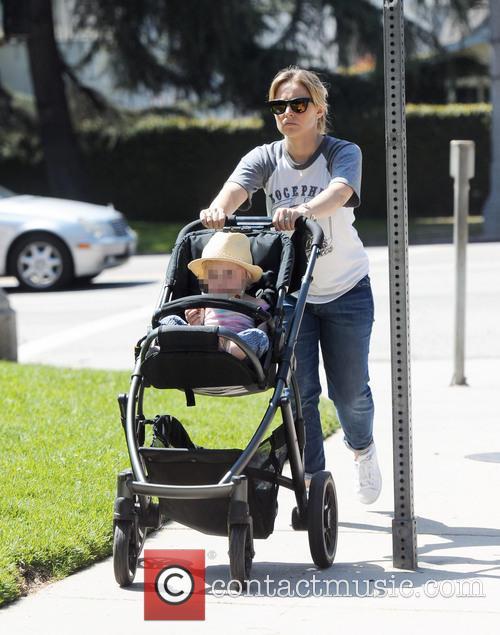 Kristen Bell and Delta Bell 8