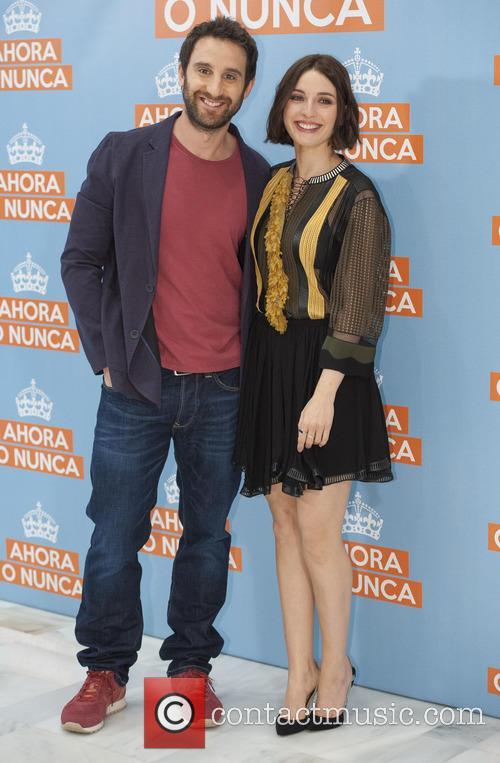 Dani Rovira and Maria Valverde 3