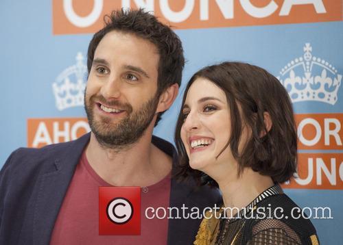 Dani Rovira and Maria Valverde 1