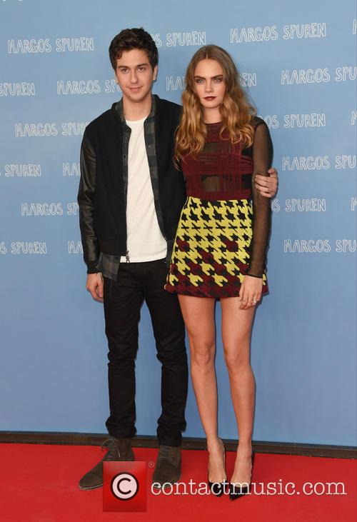 Cara Delevingne and Nat Wolff 3