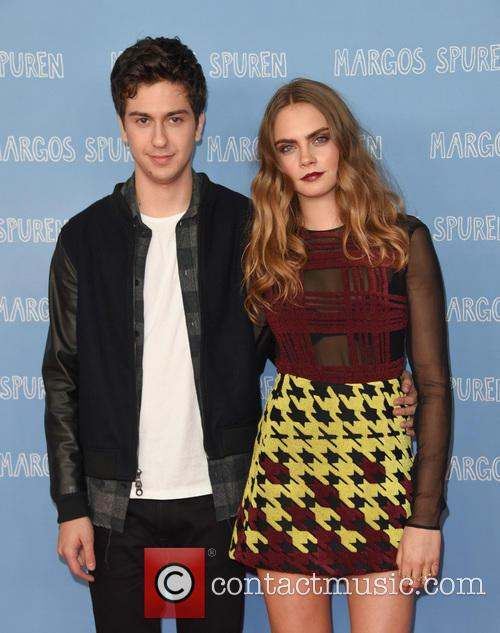 Cara Delevingne and Nat Wolff 4