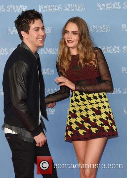 Cara Delevingne and Nat Wolff 6