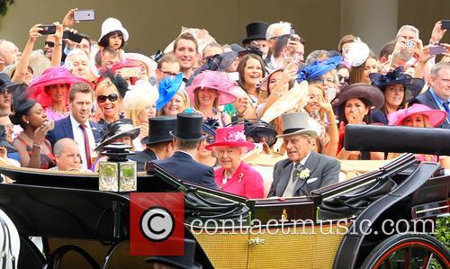 Hrh Queen and Duke Of Edinburgh 5