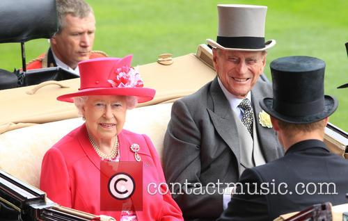 Hrh Queen and Duke Of Edinburgh 6