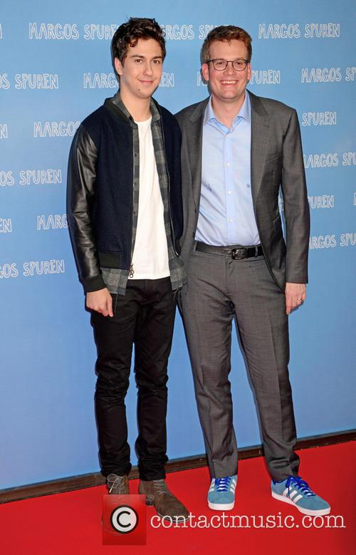 Nat Wolff and John Green 2