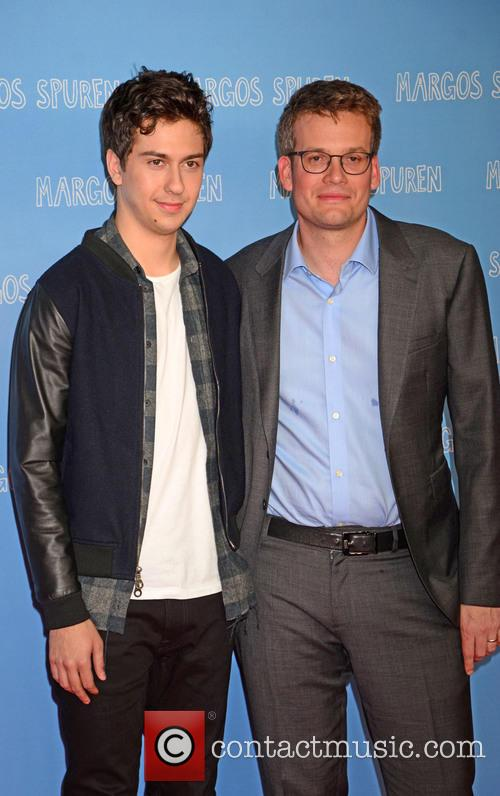 Nat Wolff and John Green 3