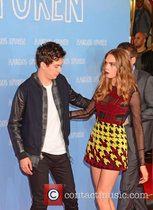 Nat Wolff and Cara Delevingne 8