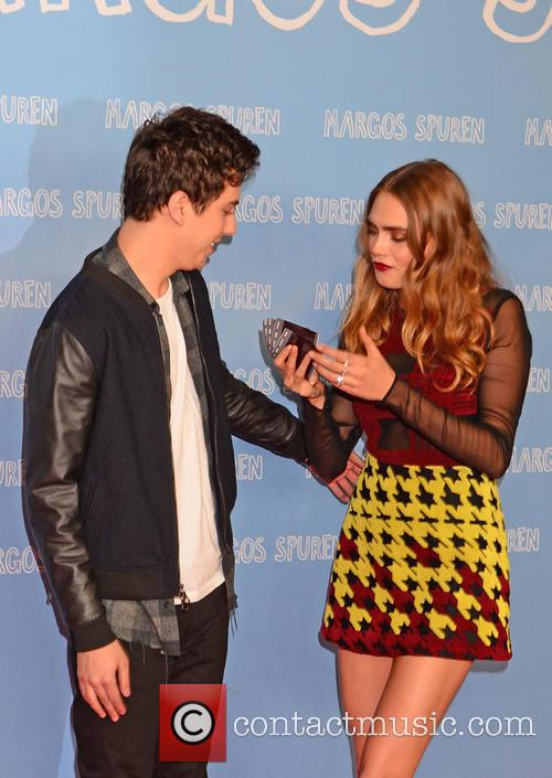 Nat Wolff and Cara Delevingne 1