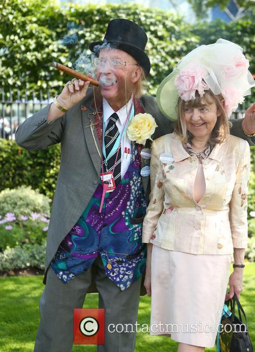 John Mccririck and Jenny Mccririck 4