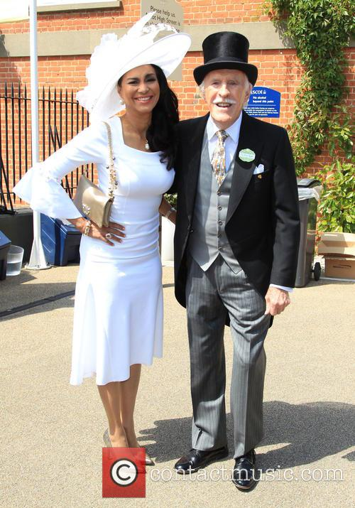 Bruce Forsyth and Wilnelia Merced 6
