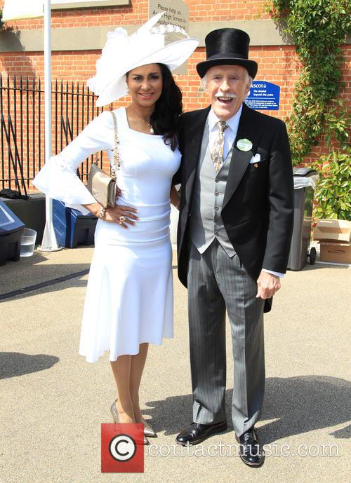 Bruce Forsyth and Wilnelia Merced 8