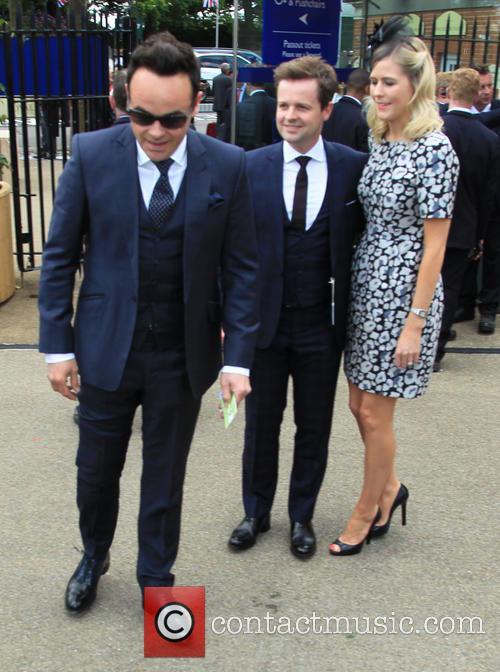 Anthony Mcpartlin, Declan Donnelly and Ali Astall 2