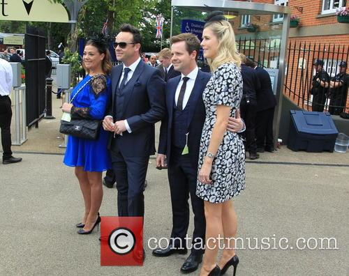 Lisa Armstrong, Anthony Mcpartlin, Declan Donnelly and Ali Astall 1