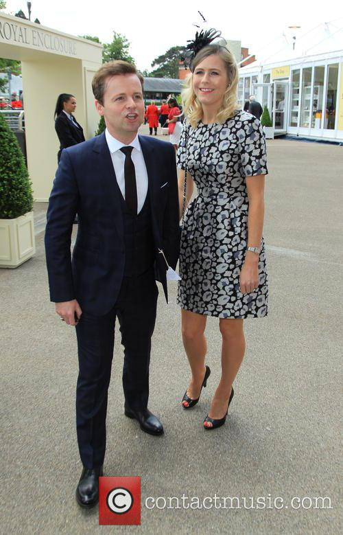 Declan Donnelly and Ali Astall 5