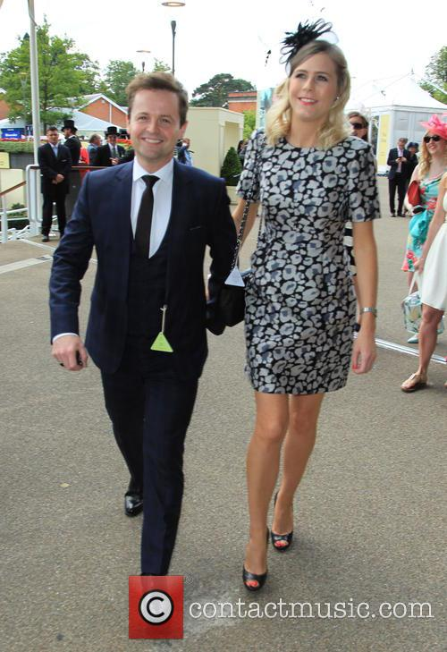 Declan Donnelly and Ali Astall 8