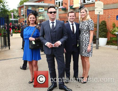 Anthony Mcpartlin, Lisa Armstrong, Declan Donnelly and Ali Astall 5