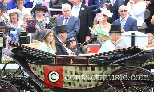 Prince Charles, Camilla, Duchess Of Cornwall, Princess Beatrice Of York and Lord Vestey 4