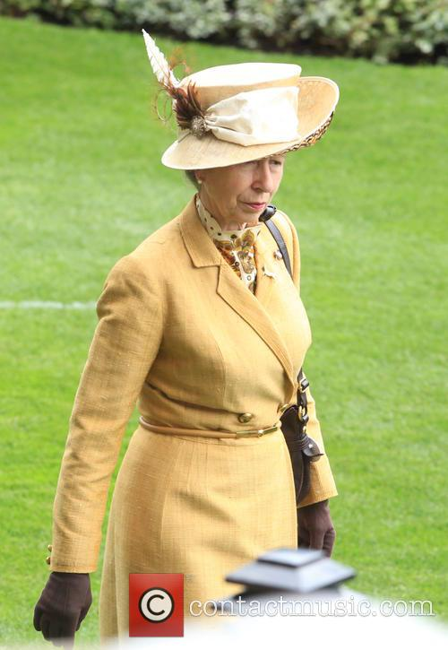 Princess Anne and The Princess Royal 2