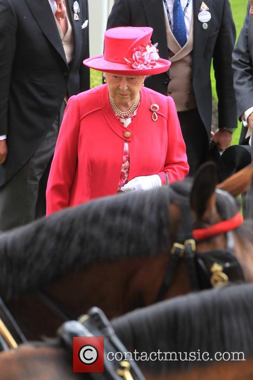 Queen Elizabeth Ll 2