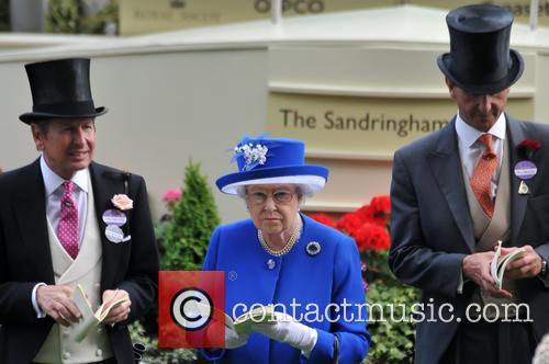 Hrh Queen Elizabeth Ii 8