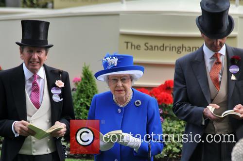 Hrh Queen Elizabeth Ii 9