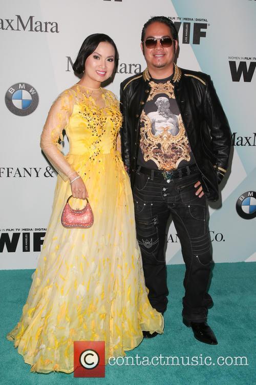 Ha Phuong and Alan Ford 6