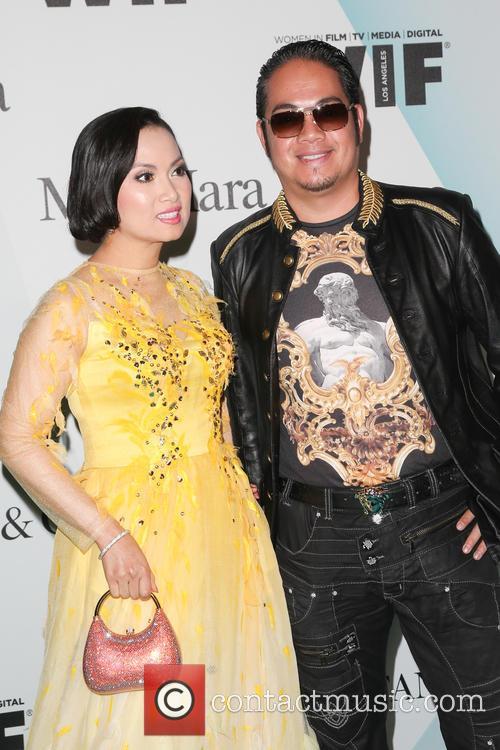 Ha Phuong and Alan Ford 7