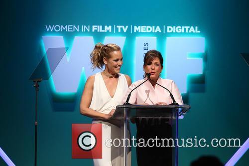 Maria Bello and Cathy Schulman 6