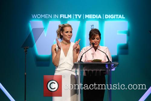 Maria Bello and Cathy Schulman 8