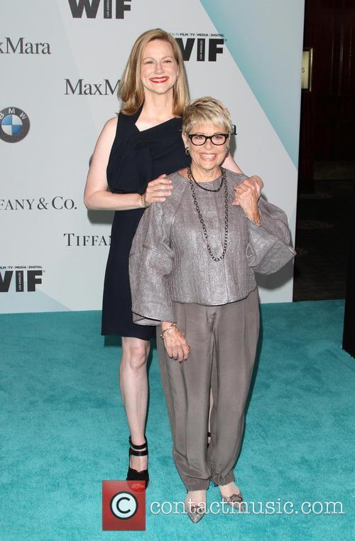 Laura Linney and Toni Howard 5