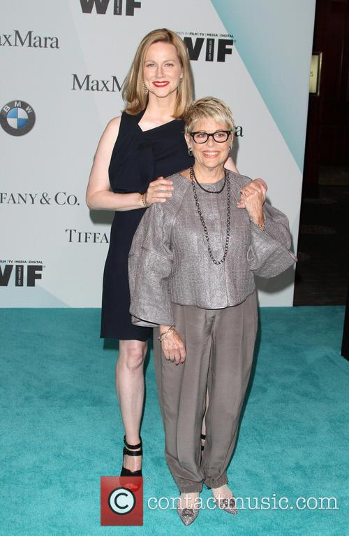 Laura Linney and Toni Howard 6